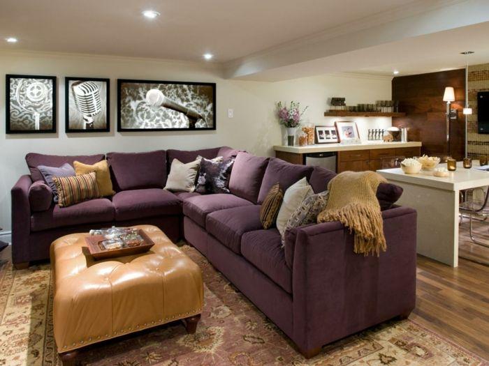 Cool Wohnung Einrichten Ideen Kleines Wohnzimmer Schones Sofa Cooler