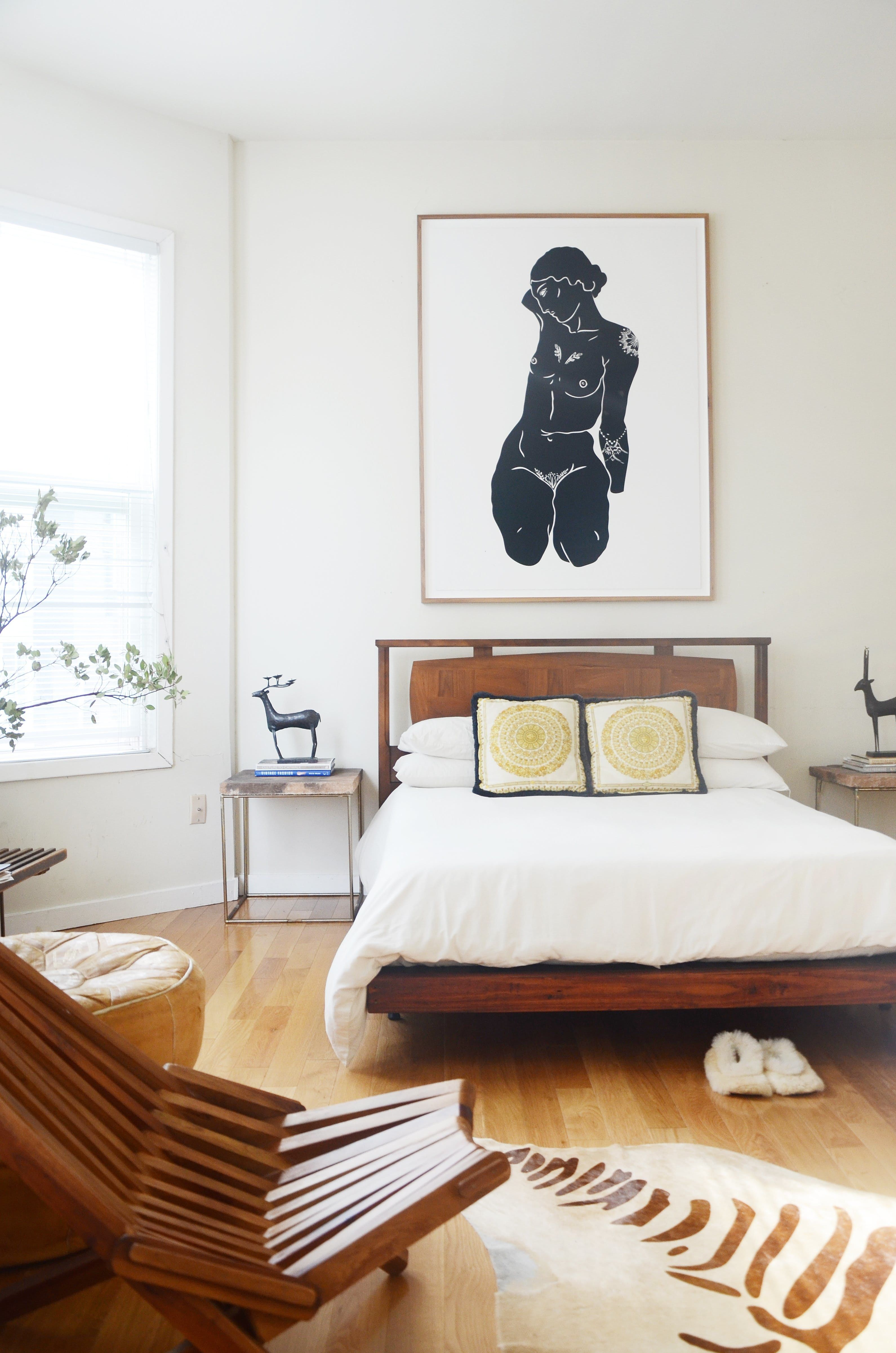 A Relaxed Organic Modern San Francisco Rental Apartment Decorating Rental Apartment Decor Home Decor