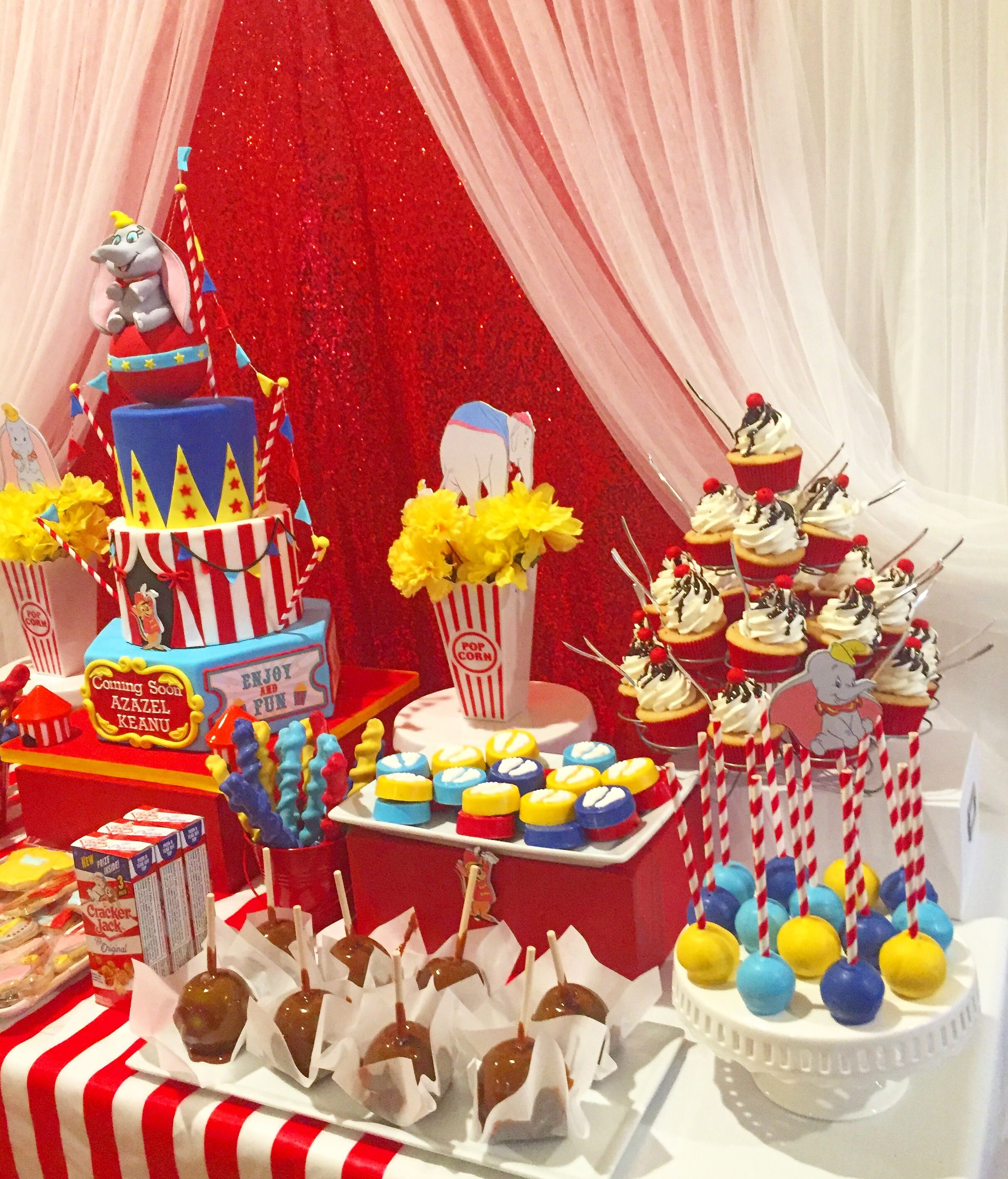 Baby shower sweet table My cakes Pinterest