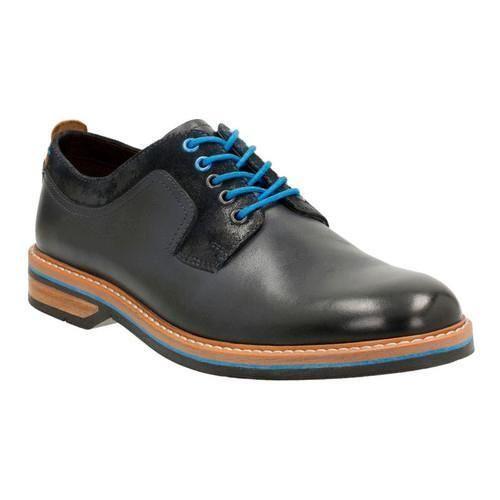 Men's Clarks Pitney Walk Plain Toe Derby Shoe Dark