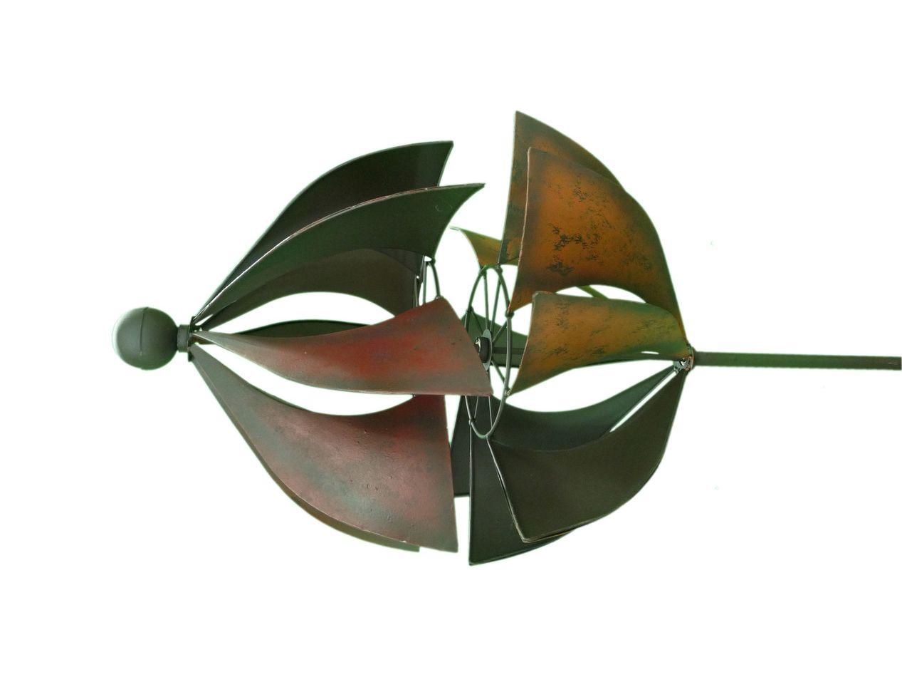 Metal Wind Spinners | ... Outdoor U003e Spinners U003e Spinning U003e Sails Design Metal