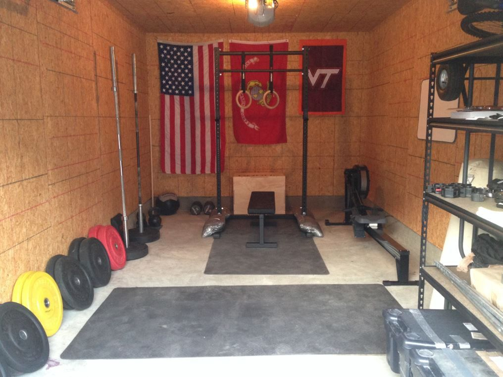 Roguefitness #box #gym #crossfit #marines #virginiatech build your