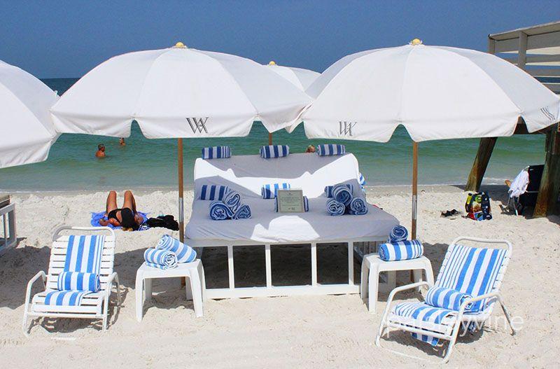 Heading To The Beach At Clam Pass Paisleyvineblog Beach Beach Chairs Waldorf Astoria