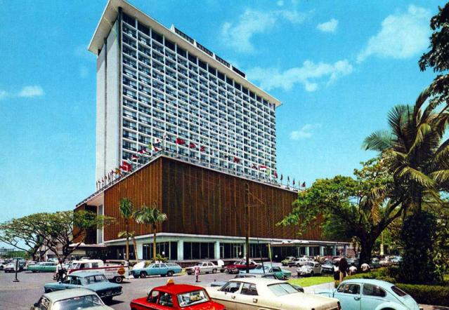 Hilton Manila Pavilion Hotel Best Of Philippine Architecture Architects News