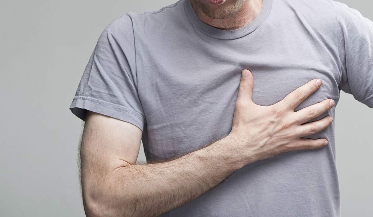 أسباب مرض القلب Mens Tshirts Mens Tops T Shirt