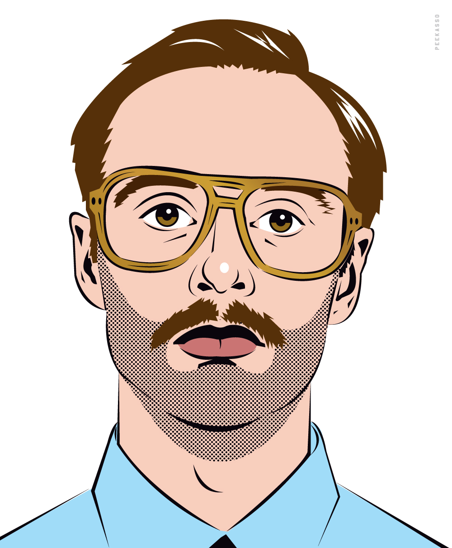 QuickHoney vector/portraits/napolionb | Vector | Pinterest ...