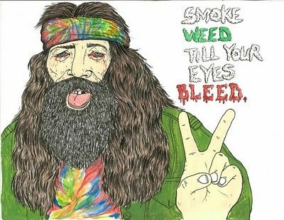 how to make your eyes red from smoking weed