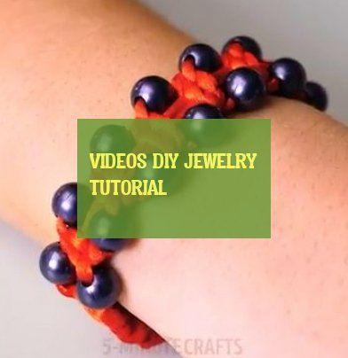 Videos diy jewelry tutorial