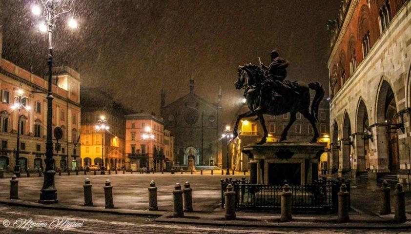 Piacenza - Piazza Cavalli ® Massimo Mazzoni