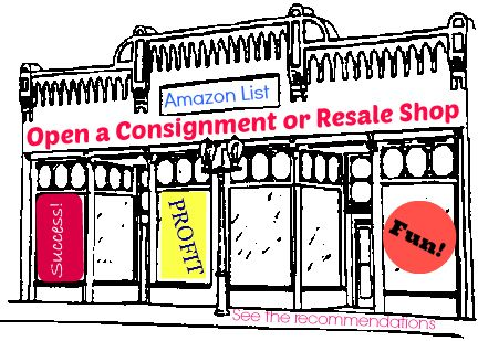 Recommendation List If You Want To Start A Consignment Or Re Of Your Own