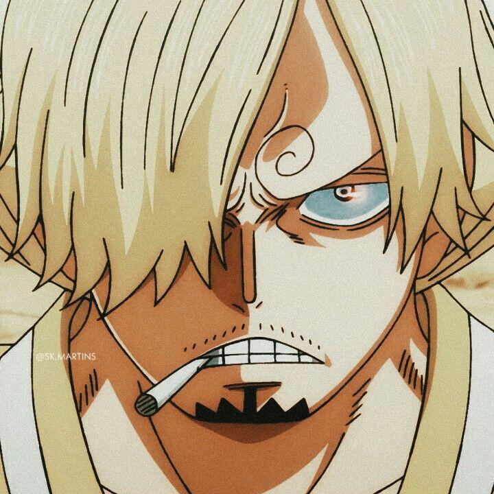 One Piece Icons Sanji Icons em 2020 Anime, One piece