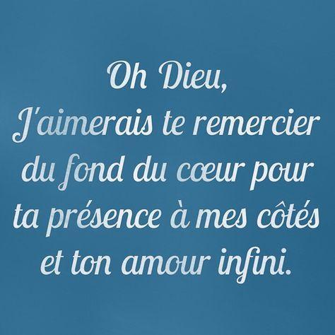 Citation Oh Dieu J Aimerai Te Remercier Citations De La