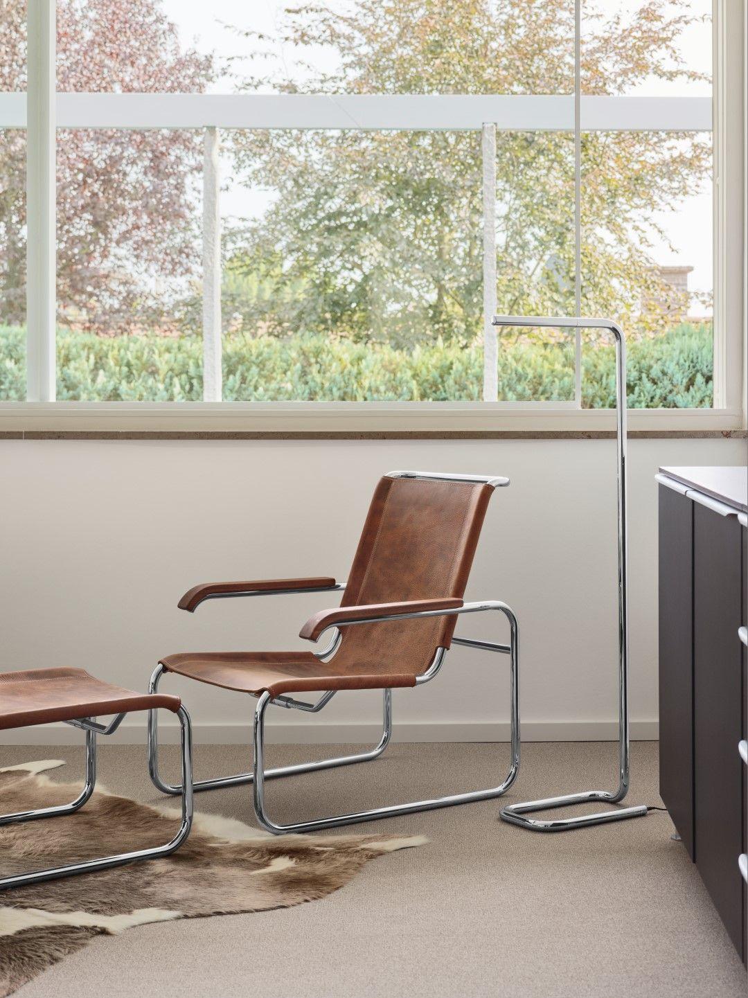 Fauteuil S35 | Thonet Vesta Design | Freischwinger