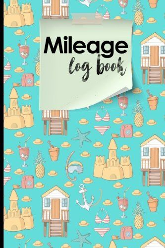 PDF DOWNLOAD Mileage Log Book Mileage Expense Log, Mileage - mileage tracker