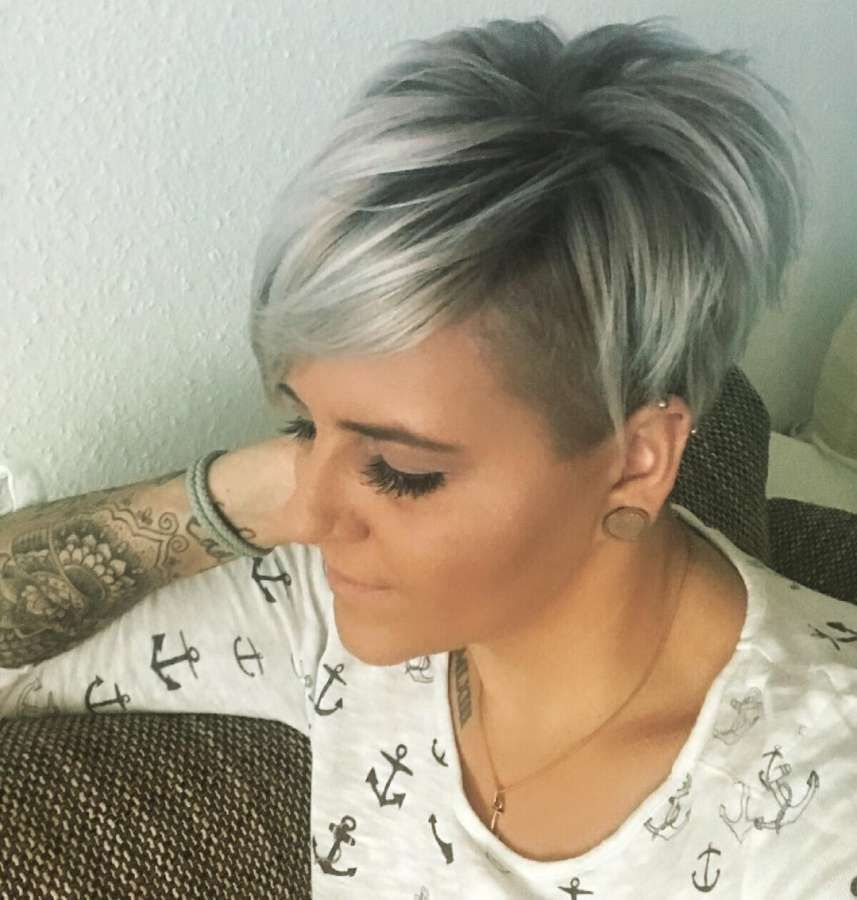 Photo of Frau Stefany Short Hairstyles – 1