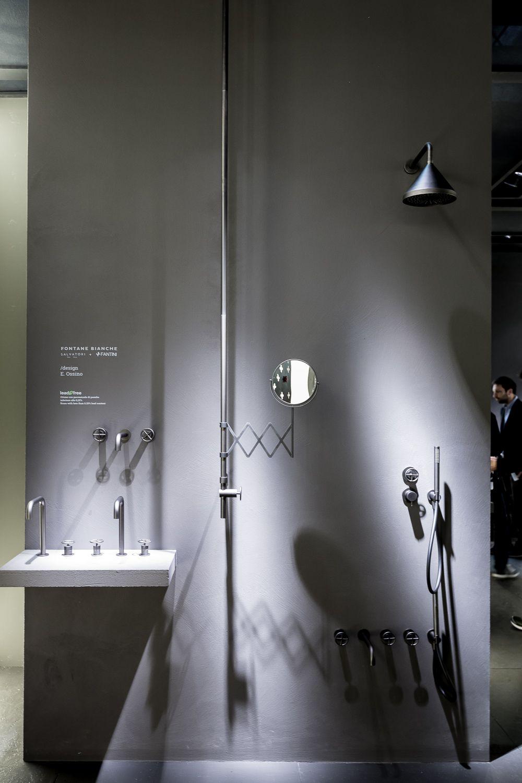 Fontane Bianche by Salvatori + Fantini, as seen at Salone