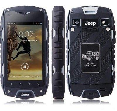 Jeep Z6 4 2 Gps Ip68 2 Core Wodoodp Fv23 Wys Z Pl Waterproof Cell Phone Phone Waterproof Phone