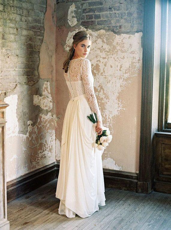 59275daa7f5 Laguna Long Sleeve Top. Laguna Long Sleeve Top Wedding Dresses For Girls