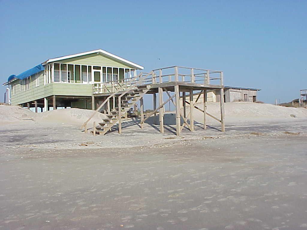 My Old Beach House After Hurricane Floyd Hurricane Floyd Beach Places