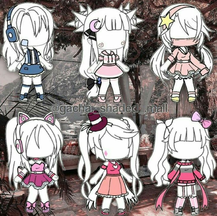 Gachalife Outfits Gachalife Outfits Character Outfits Anime Outfits Cute Drawings I hope you like it pinterest