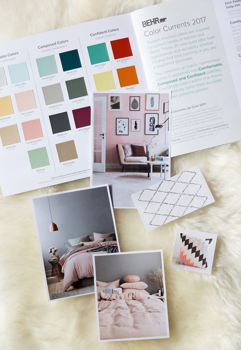 Are blush and gray the new neutrals diy living room neutral color this blush and gray color scheme from carmen of camille styles offers a glamorous fandeluxe Images