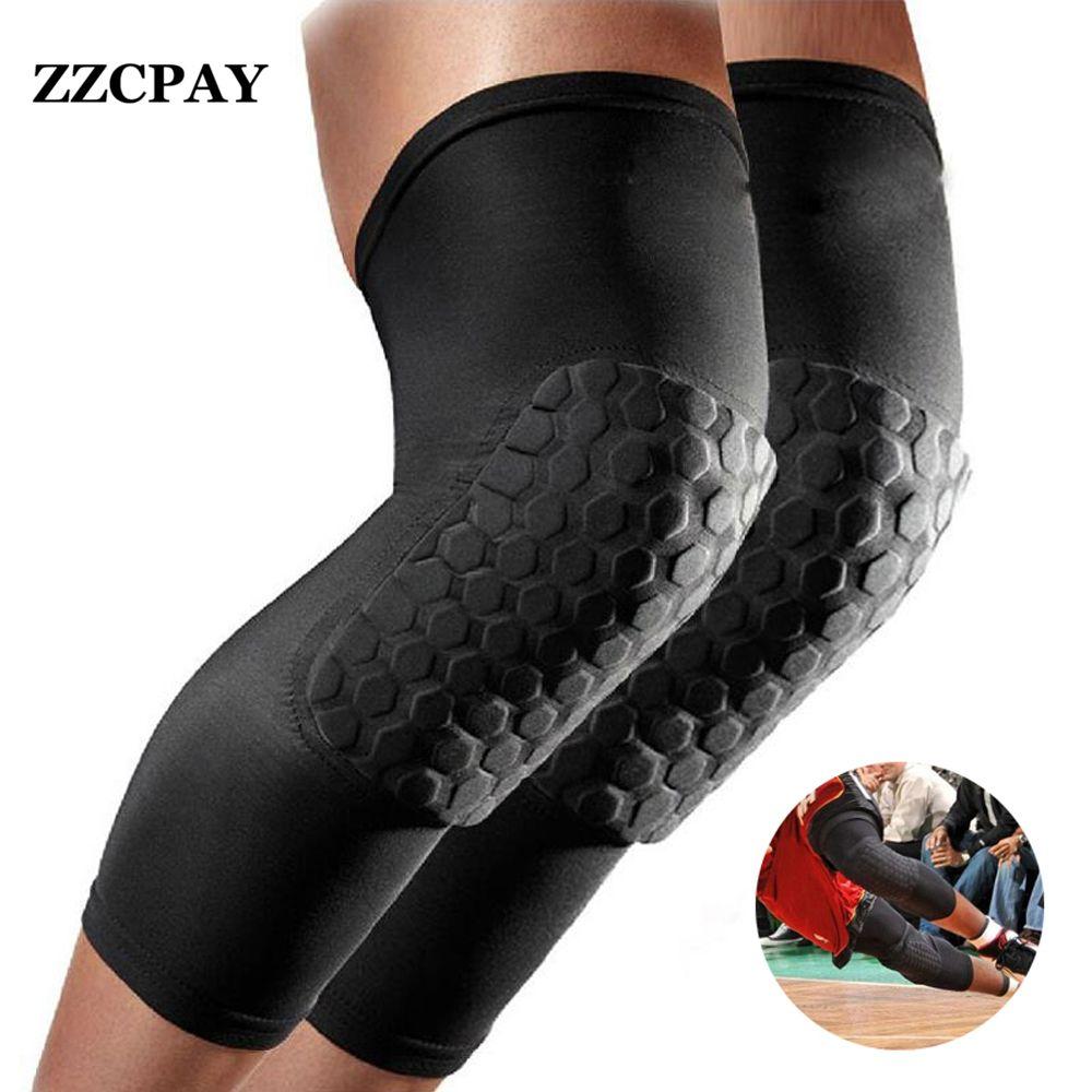 1 pcs sport safety football volleyball basketball kneepads