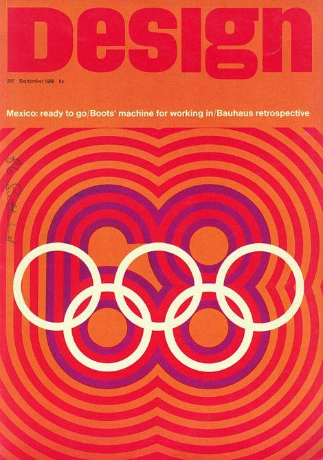September 1968 edition of Design