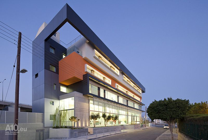 creative office facade - Google Search