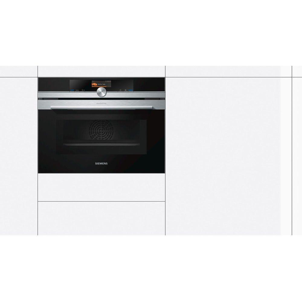 Siemens Cm836gps1 Inbouw Combimagnetron Magnetron Keukens Oven