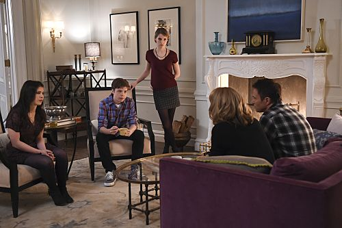 Madam Secretary Tv Show Interiors For Her Home Google Search