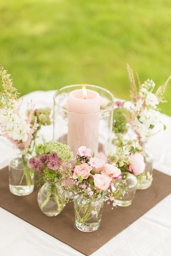 10 ideen f r eure tischdekoration zur hochzeit teil 2 wedding pinterest tischdekoration - Tischdekoration silberhochzeit ideen ...
