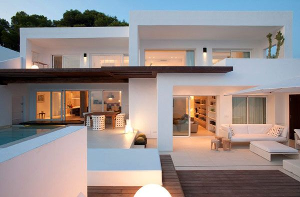 Two Duplex Homes Merged in a Single Modern Project: Dupli Dos ...