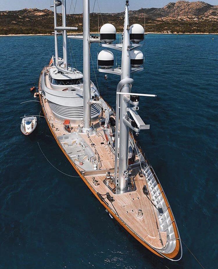 Luxury Yachts In 2020 Luxury Sailing Yachts Sailing Yacht Yacht