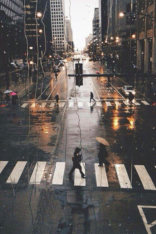 Iphone Wallpaper 5 6 Busy Streets City Aesthetic Photo Rainy City