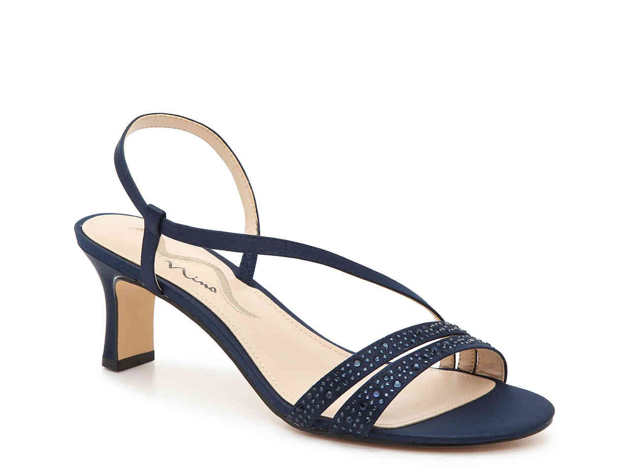 e238e24c0f93 DSW  Nina Naydeen Sandle. Wedding shoes  something blue