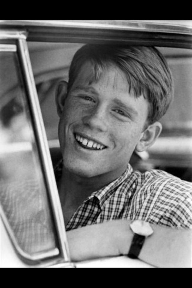 Image result for young ron howard