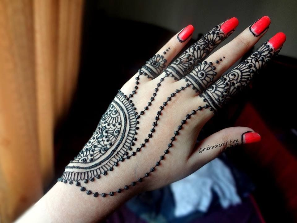 Mehndi For The Inspired Artist : Pin by mehndiartist hira on henna mehndi