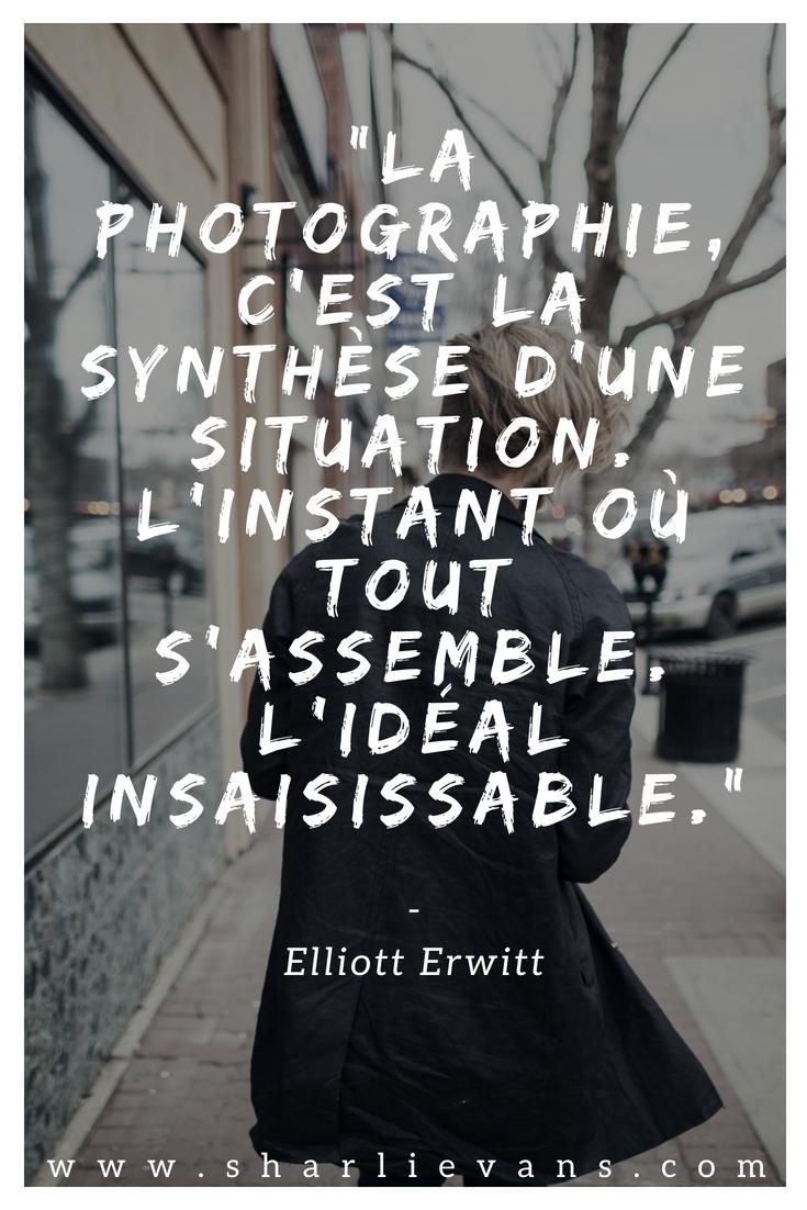Citation Photo Photographe Photographie Image