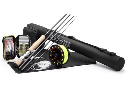 Deluxe Wild Water Fly Fishing Complete Ax780904 Starter Package Freshwater Fly Assortment You Can Find More Detai Fly Fishing Tips Fly Fishing Fishing Tips