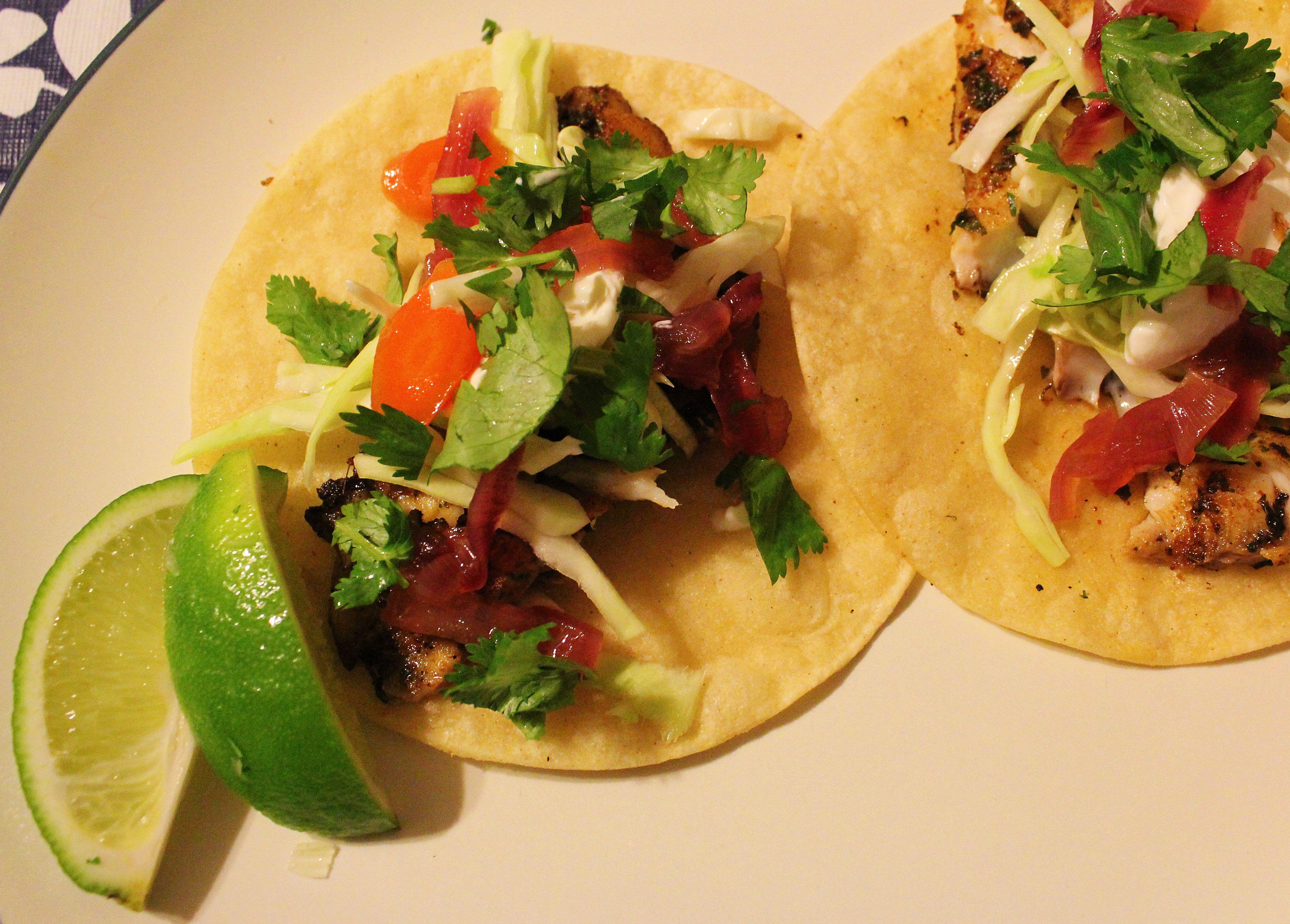 Pin By Jennifer Harvey On Tacos Mexican Food Recipes Fish Tacos Recipe Restaurant Recipes