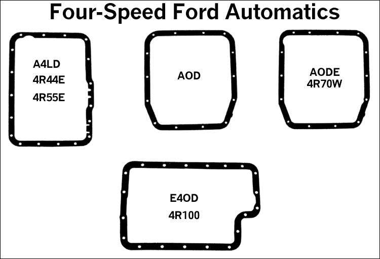 Ford Aod Gaskets Gif Con Imagenes Camioneta Dodge