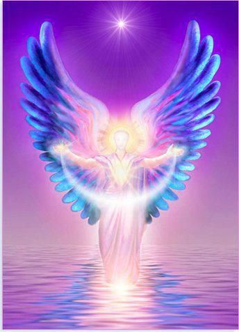 Angels are the light that illuminates our souls' divinity. ✨ - Kathryn Schein ✨