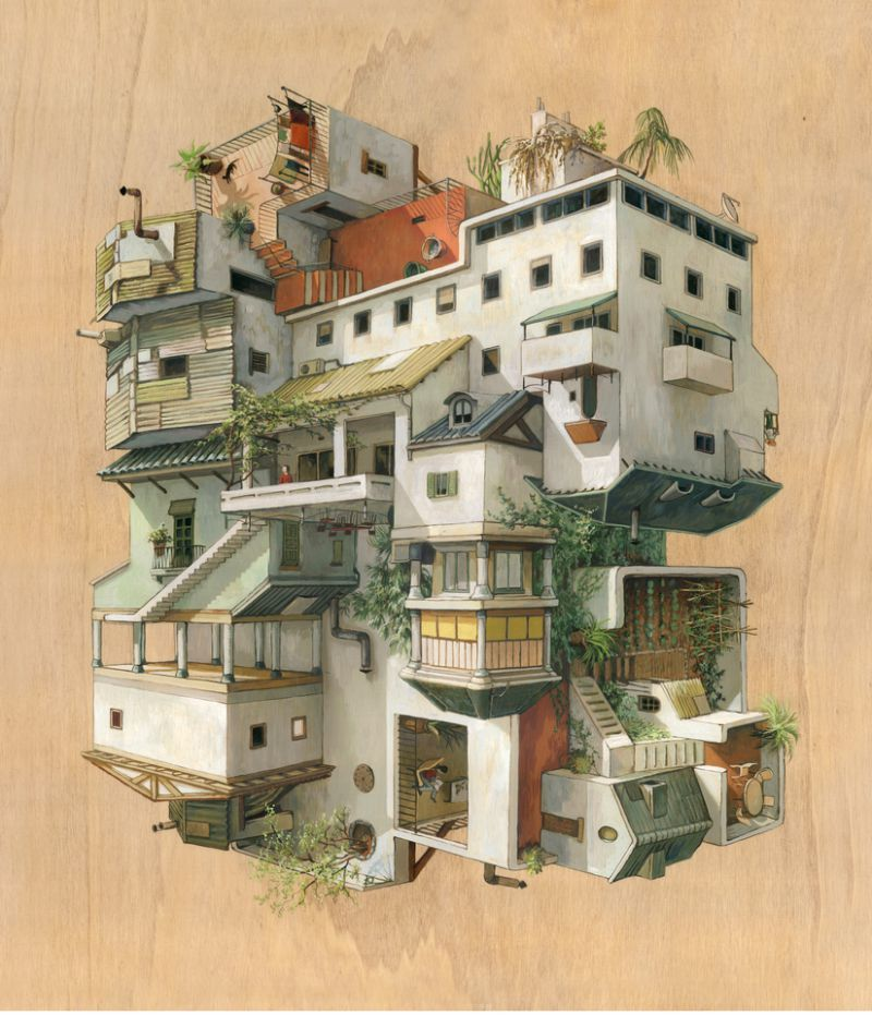 04 barriada cinta vidal agulló multi directional surreal architecture