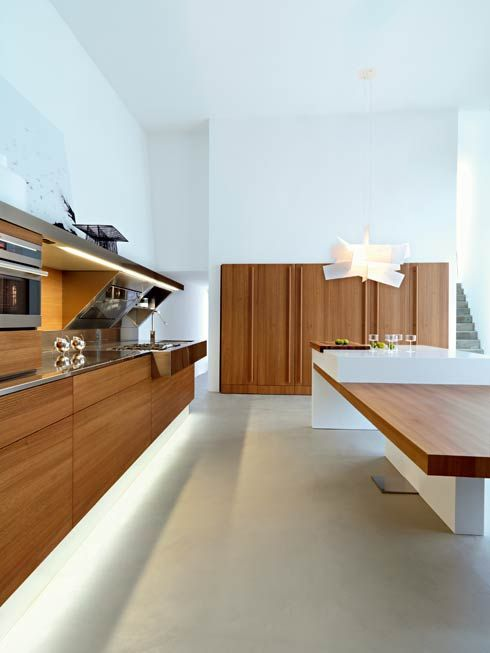 Award Winning Kitchen The Kube Kitchen By Snaidero Kitchen