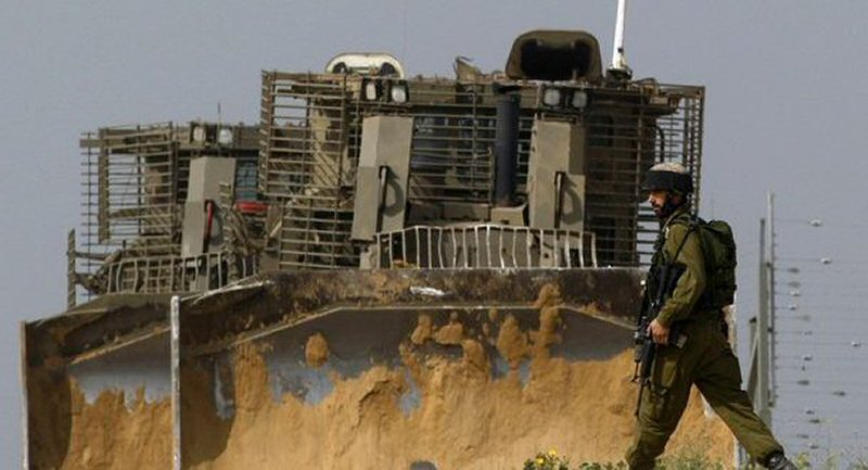 » Israeli Bulldozers Invade Parts of Northern Gaza, Troops