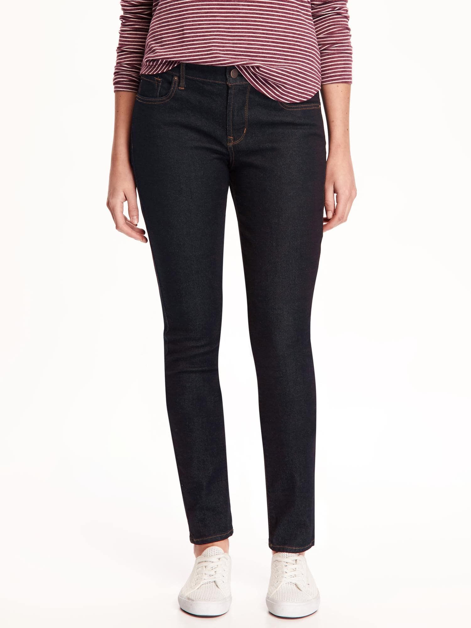 d79c2bde56182 Original Skinny Jeans in darker 'New Rinse'? medium 'Dawn'?   Old Navy ~$27  - 29.99 -- Order online (with coupon) & pick up in store now an option ....  same ...