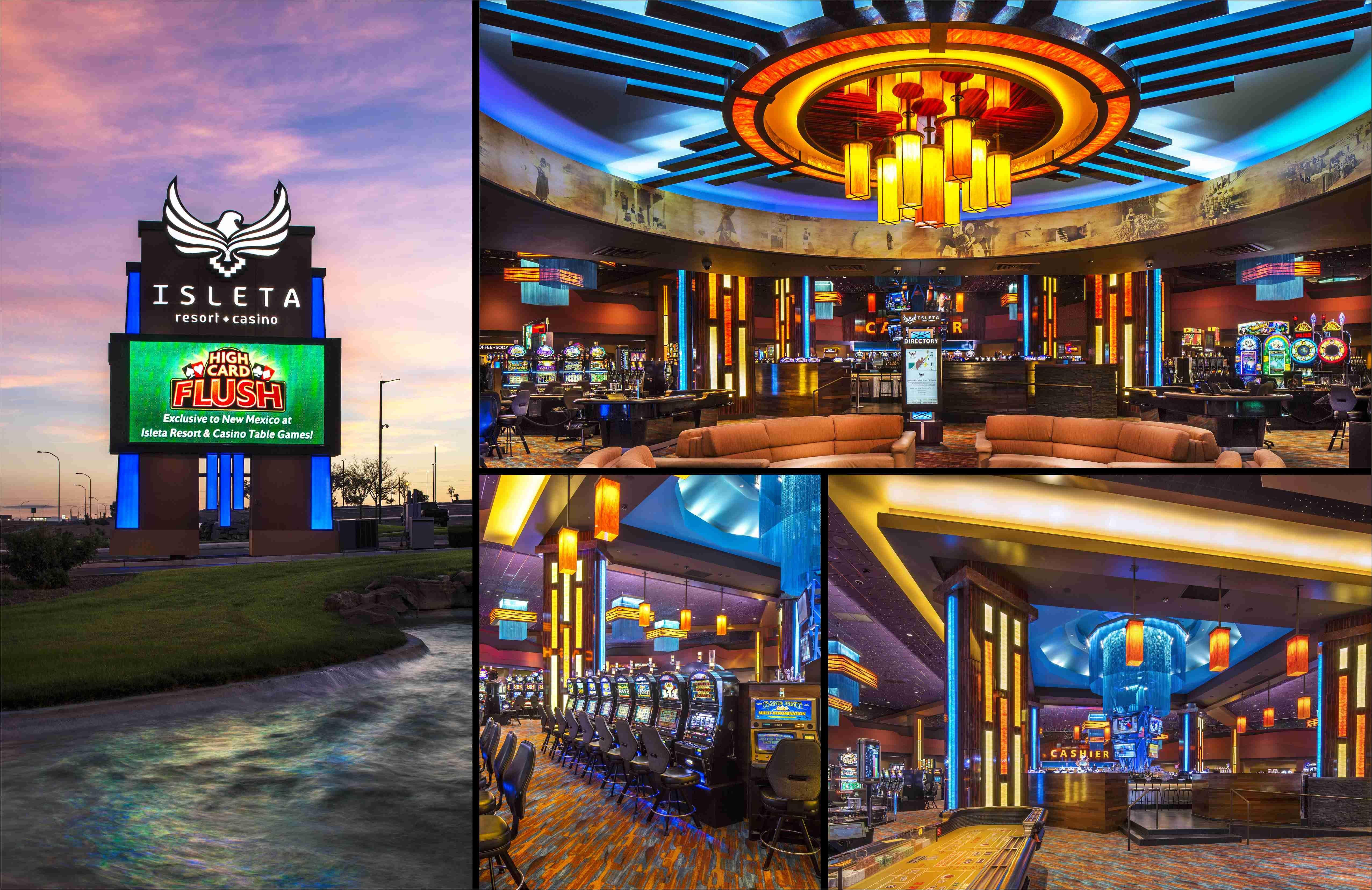 Isleta Casino Design And Renovation