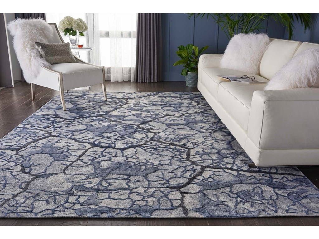 Like Blue, Crackly Ice. A Cool Refresher In The Hot Summer. Misty Tones In  This Rug Offered At Ennis Fine Furniture