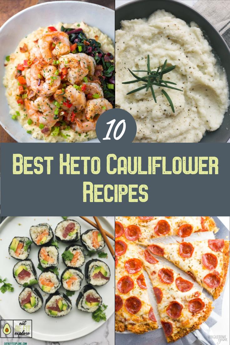 Best Keto Cauliflower Recipes images