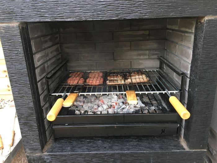 construire un barbecue en siporex - Recherche Google | Barbecue ...